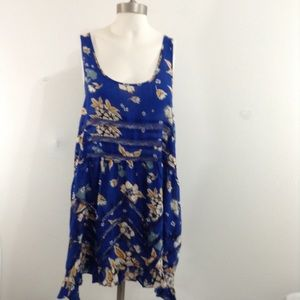 Free People Intimately Free Voile Trapeze Dress